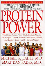 Protein Power: The High-Protein/Low-Carbohydrate Way to Lose Weight, Feel Fit, and Boost Your Health--in Just Weeks