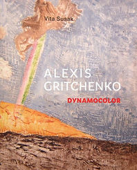 Gritchenko exhibition Paris