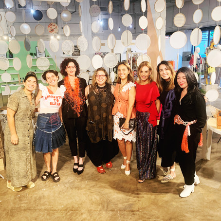 Check out the work these amazing women are doing with our trash.