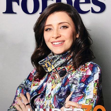 "Michal Hidas - Israeli Fashion Designer -Forbes Israel 30 Under 30 - ""Fashion Humanitarian Award""."