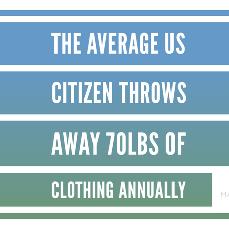 The Environmental Cost of the Clothes We Wear.