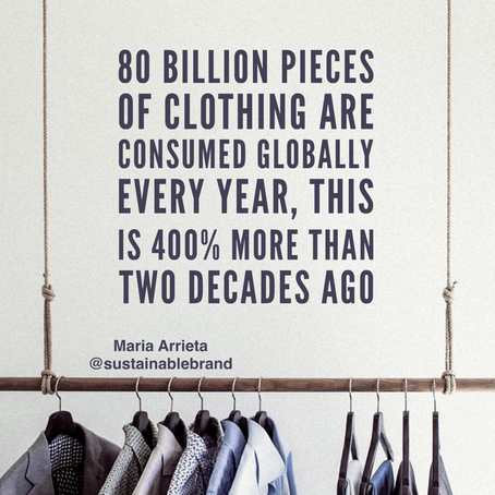 Have you ever wondered what are your clothes made of?