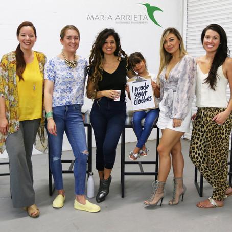 The women leading the Fashion Revolution conversation in Miami.