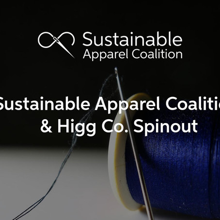 Sustainable Apparel Coalition Launches Technology Venture Higg Co.