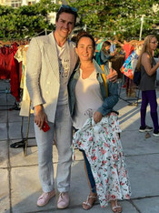 RIO ETHICAL FASHION WITH PATRICK DUFFY