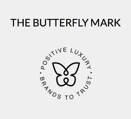 Louis Vuitton Wins Positive Luxury's Butterfly Trust Mark.