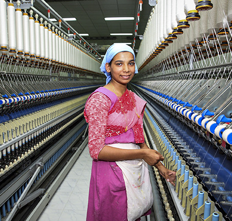 The SAC announced new efforts to advance improved conditions for garment workers.