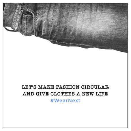 Make Fashion Circular joins forces with New York City to tackle clothing waste #WearNext