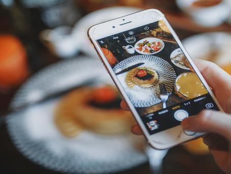 Fotografía gastronómica para incrementar ventas