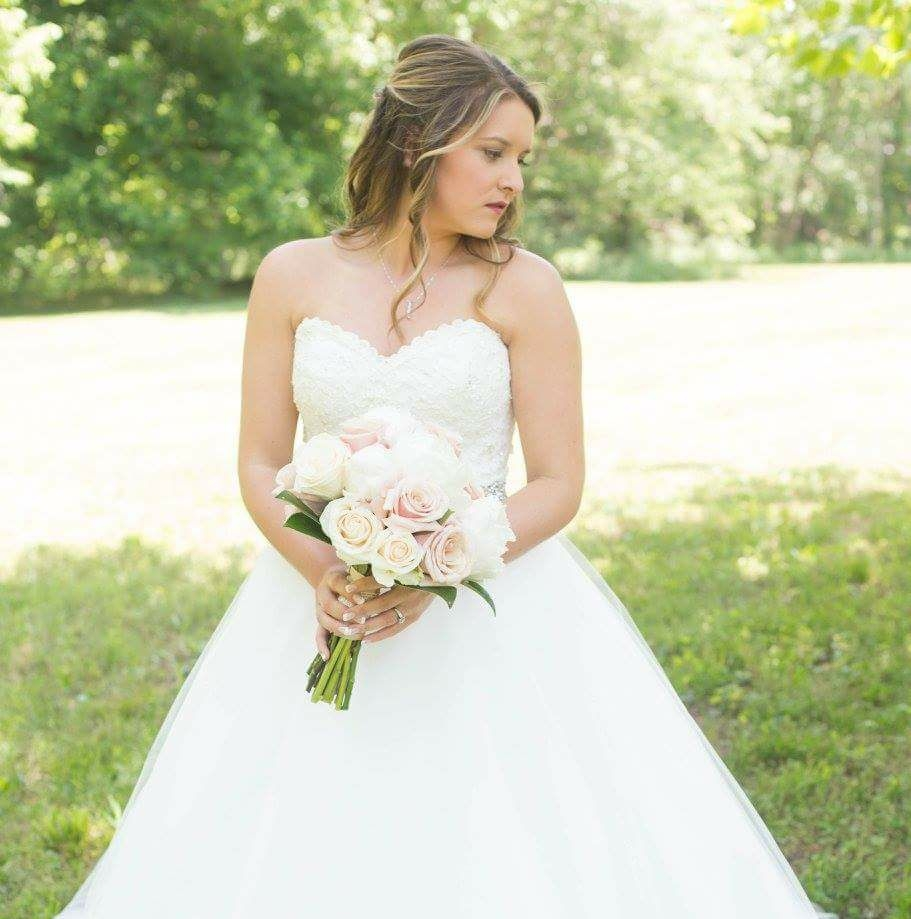 blush bride profile