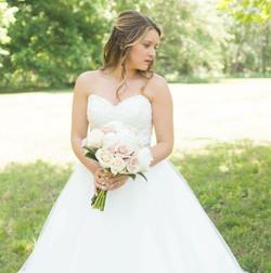 blush bride profile