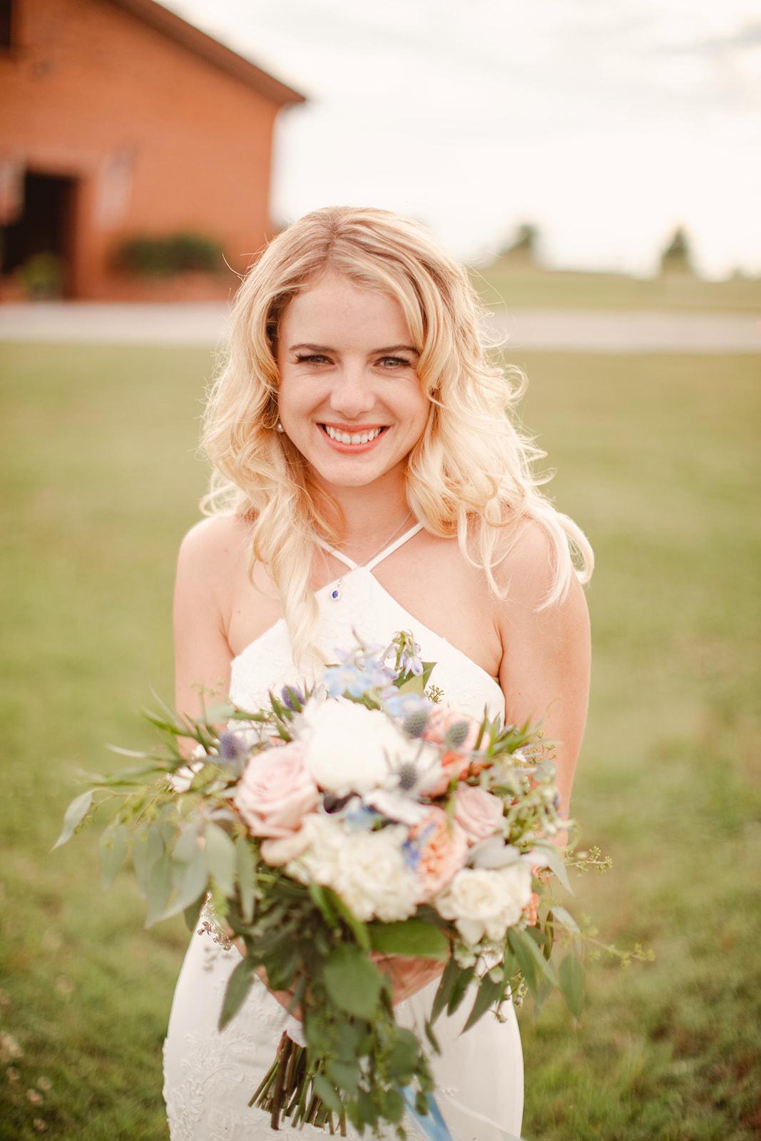 Laura Slade-Weishaar Bouquet