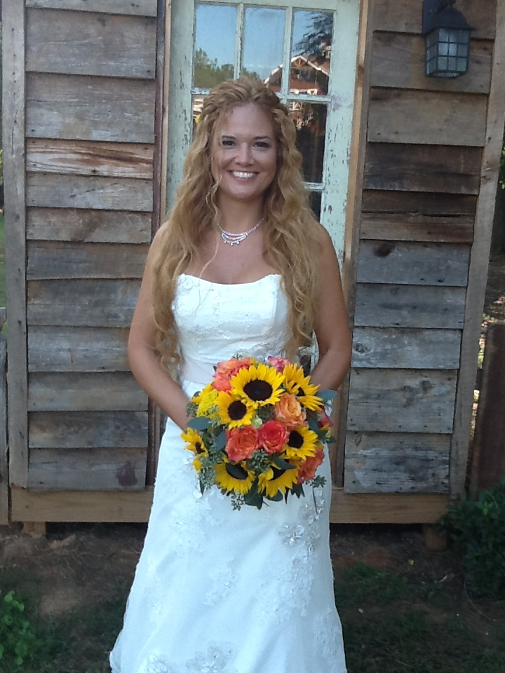 Sunflower Bride