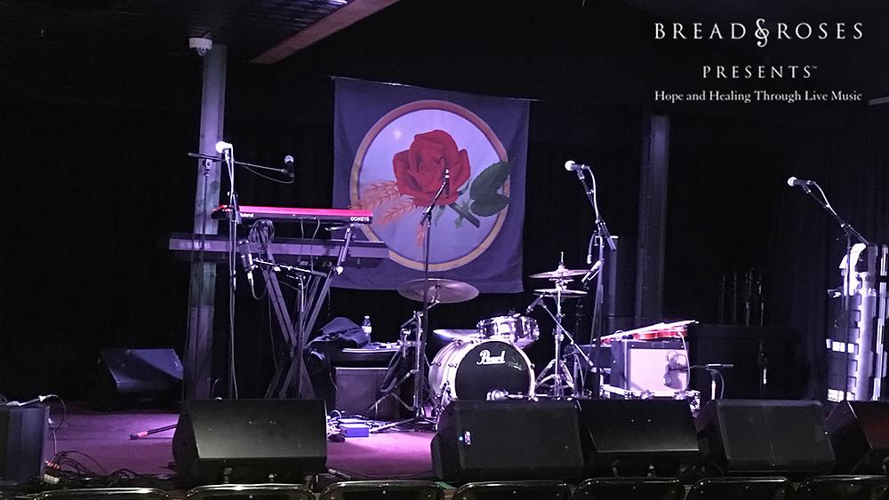 Kris Kristofferson benefit concert at Novato HopMonk January 2019. Photo by Marian Hubler
