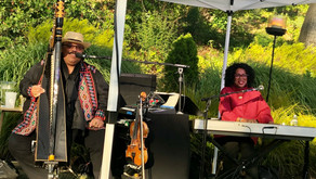 Backyard House Concerts Help New Supporters Connect to Bread & Roses