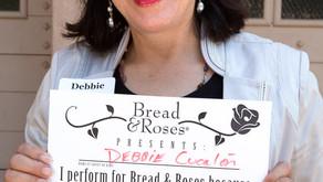 Tribute to 25-Year Volunteer Debbie Cucalon