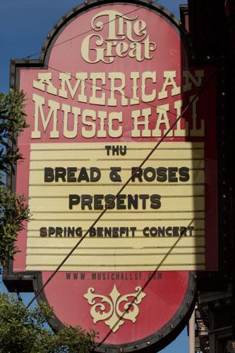 Spring Benefit Concert