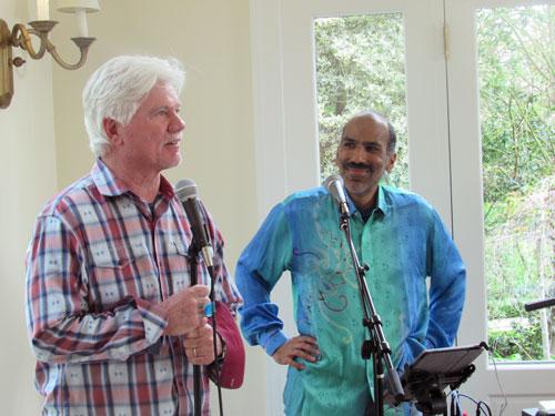 Dave Perron & Raj Gopal