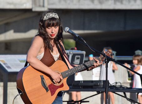 Francesca Lee Remembers Her Favorite Live Music Experience: A Bread & Roses Show