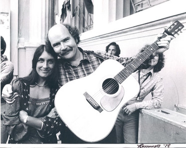 Mimi and Tom Paxton