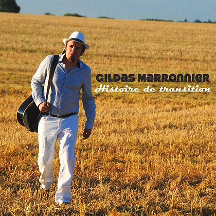GILDAS MARRONNIER - EP 4 titres