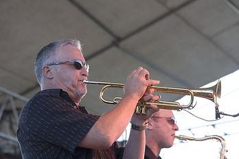 Dan Fitzgerald Trumpet Brass Taxi