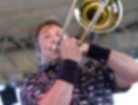 Dave Cuff Trombone Brass Taxi