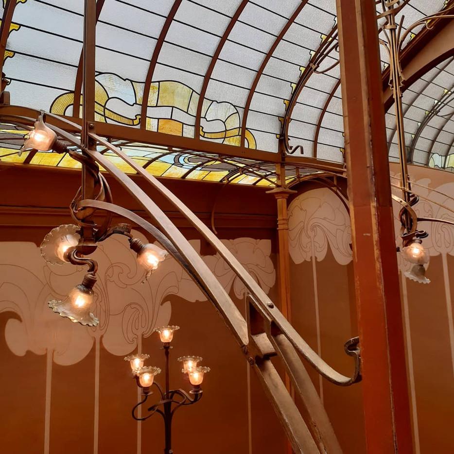 Ancienne maison et atelier de Victor Horta