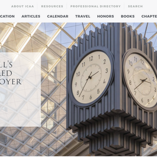 Institute of Classical Architecture & Art (ICAA)
