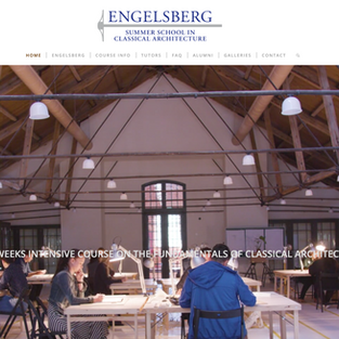 Engeslberg Summer School in Classical Architecture