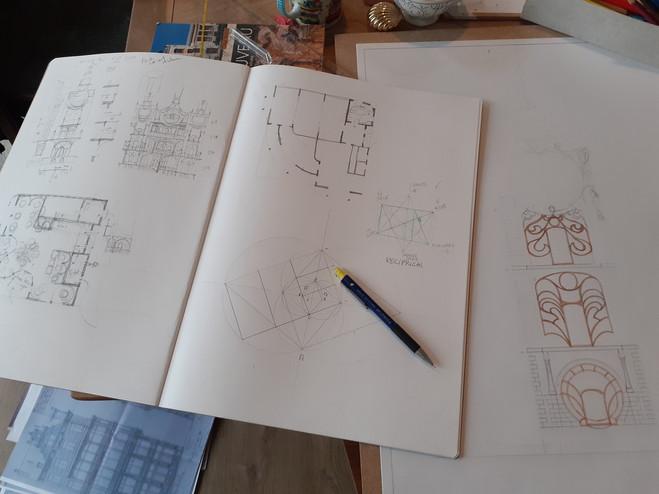 Contre-projet: une maison urbaine