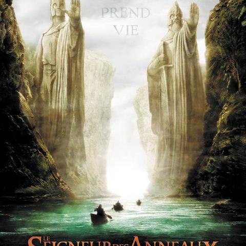 Le Seigneur des anneaux, Peter Jackson, 2001