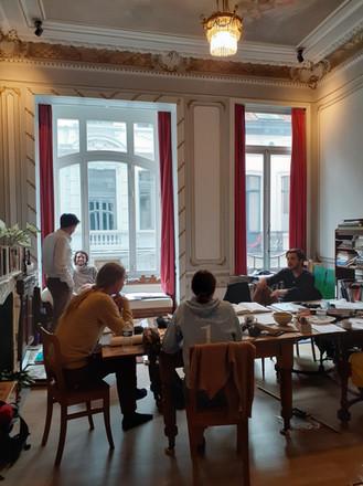 Atelier de La Table Ronde de l'Architecture