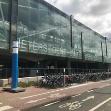 Station Gent-Sint-Pieters