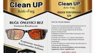 Clean Up Buğu Önleyen Bez