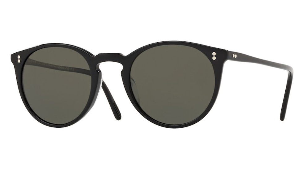 Oliver Peoples O'Malley Sun Black Polarized