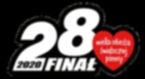 04_28FinalWOSP2020_logo28serce_jasne_tlo