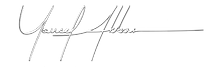 Yousef Akbar Logo 2020 - white shadow- clear.png
