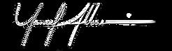Yousef Akbar Logo 2020 - white shadow- c
