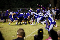 Trojans football game 8