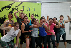 Fit HIIIT class with Lisa