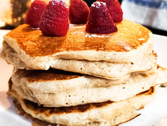 3 Tips for the Fluffiest Pancakes Ever + Special Pancake Recipe!