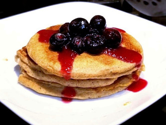 Buttermilk Pancakes(or Waffles) from Scratch
