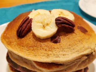 Banana-rama Pancakes!