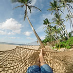 Hammock Relaxing
