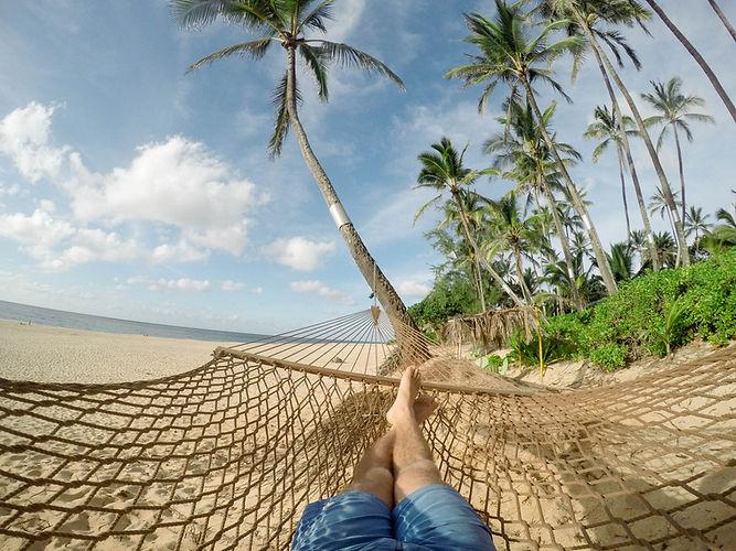 Hammock Relaxing