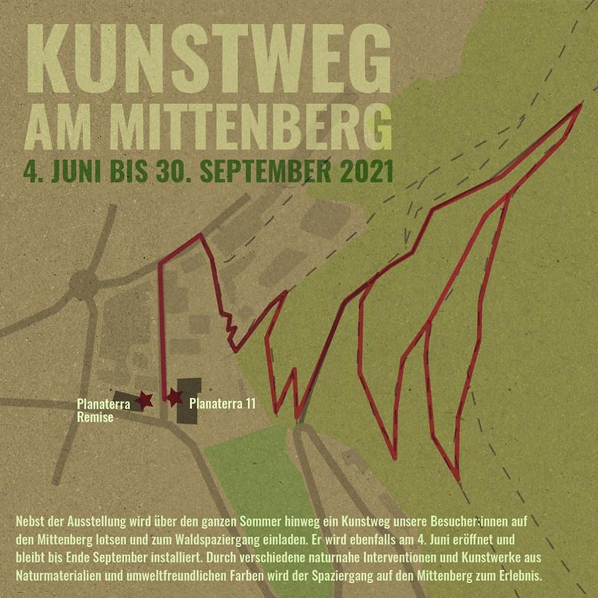 Kunstweg am Mittenberg