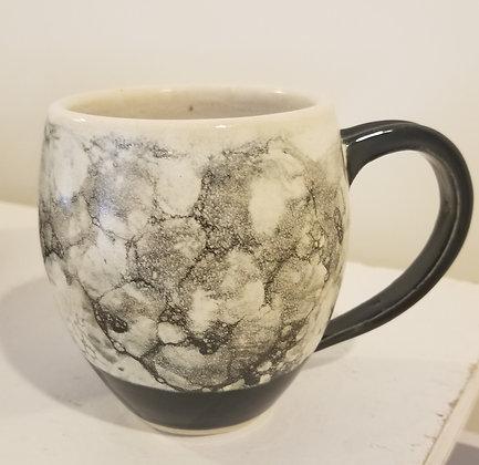 Bubble glaze mug