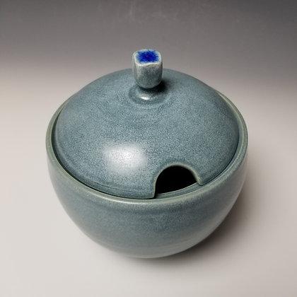 Lidded Salt Jar