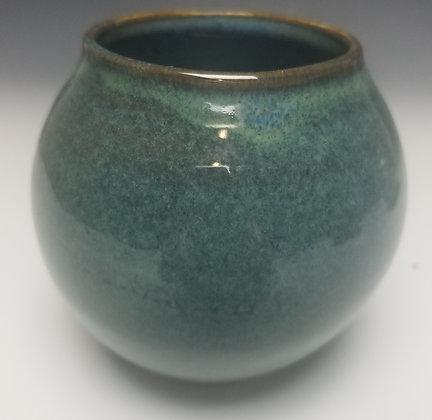 Moon jar  Blue Haze